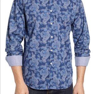Bugatchi men's Long sleeve shirt